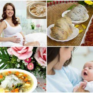Tác dụng của yến sào với phụ nữ mang thai 7