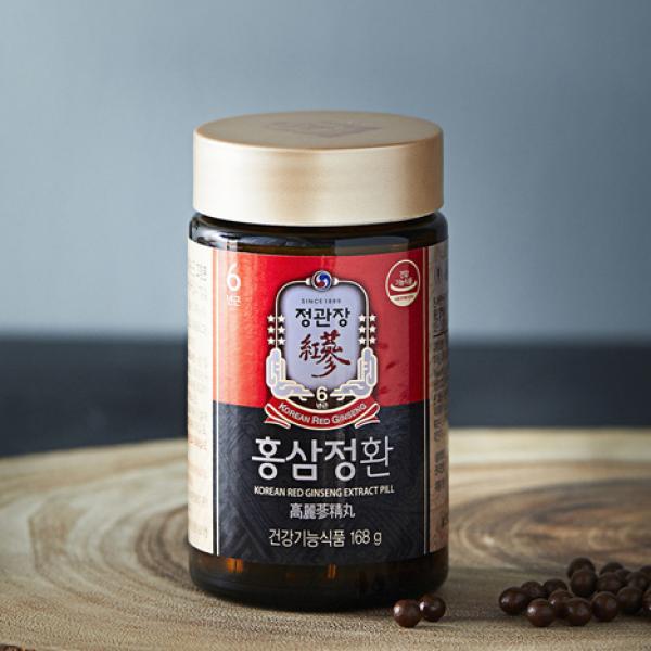 Viên cao hồng sâm cao cấp KGC Cheong Kwan Jang lọ 168g 2