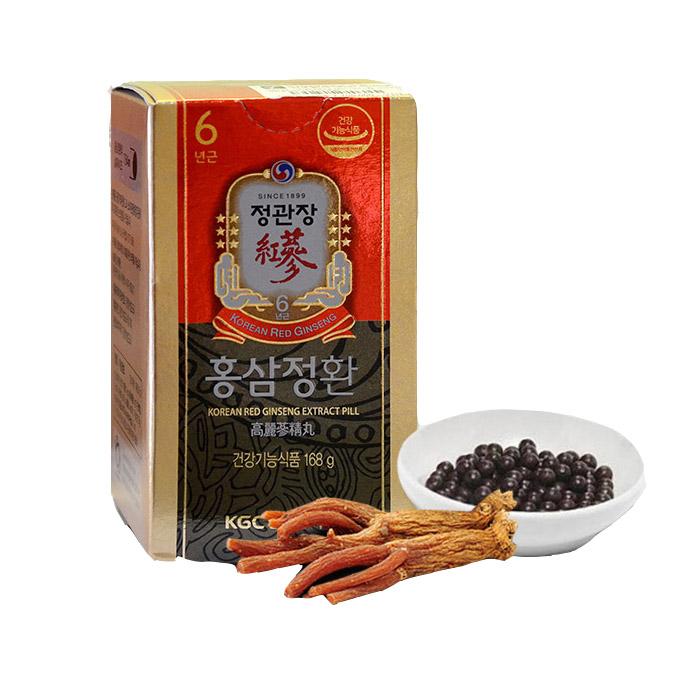 Viên cao hồng sâm cao cấp KGC Cheong Kwan Jang lọ 168g 1