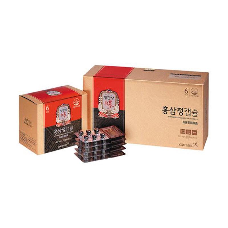 Viên Hồng Sâm Hàn Quốc Cao Cấp KGC Cheong Kwan Jang 2 Hộp X 150 Viên 1