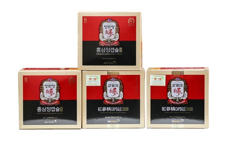 Viên Hồng Sâm Hàn Quốc Cao Cấp KGC Cheong Kwan Jang 2 Hộp X 150 Viên 2