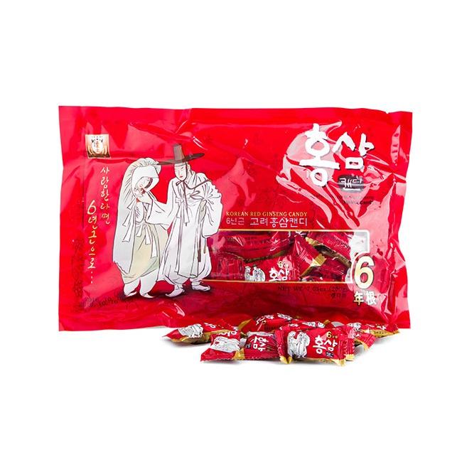Kẹo sâm Hàn Quốc hiệu Ông Bà Lão 800g 1