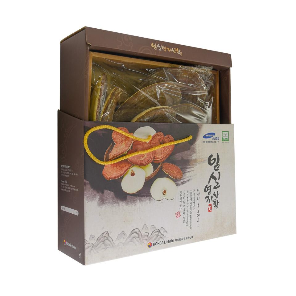 Nấm linh chi Hàn Quốc Insil Nonghuyp hộp quà tặng cao cấp