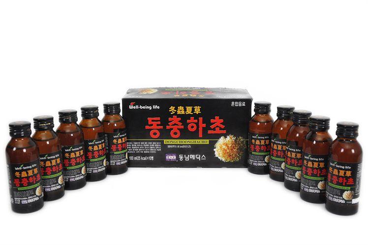 Nước đông trùng hạ thảo Hàn Quốc 1