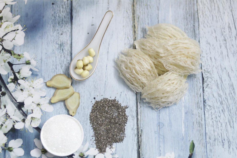 Vì sao nên dùng lá dứa khi chưng yến ? 4