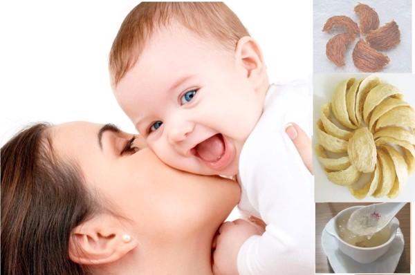 """Công dụng """"tuyệt vời"""" của yến sào đối với trẻ nhỏ các mẹ nên biết 1"""