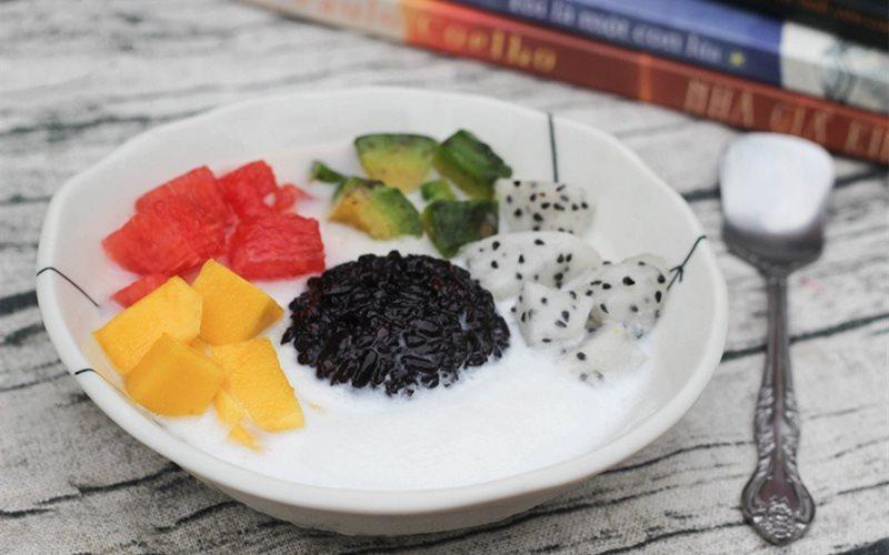 Tổ yến dằm trái cây – món ăn vặt bổ dưỡng, giải nhiệt cho mùa hè 3