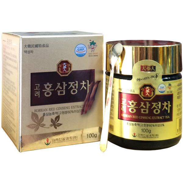 Cao hồng sâm Hàn Quốc Bio 100g 1