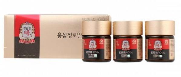 Cao tinh chất hồng sâm 6 năm tuổi 100% KGC hộp quà tặng 3 lọ x 110g - Cheong Kwan Jang 2