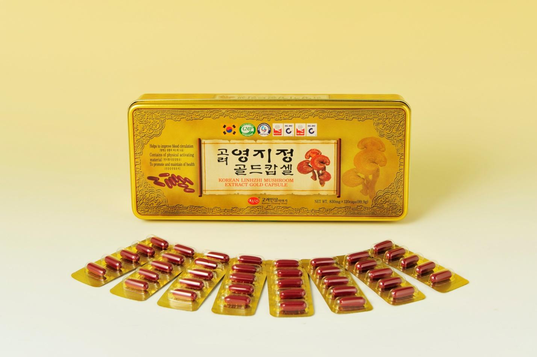 Người bị cholesterol cao có nên uống Nấm Linh Chi Hàn Quốc ? 4