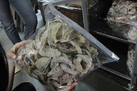 """Chợ Đầm - Nha Trang, thận trọng với """"mê hồn trận"""" yến sào 2"""