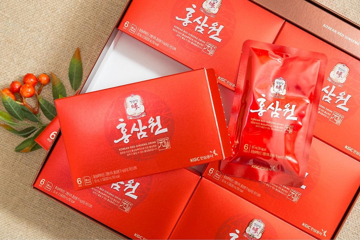 Nhân Sâm Hàn Quốc - Trợ thủ đắc lực của bệnh nhân ung thư 2