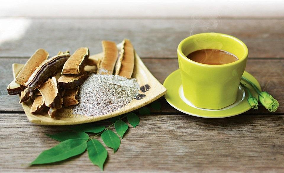 Chia sẻ: Cách giảm cân an toàn hiệu quả từ cafe nấm linh chi 3