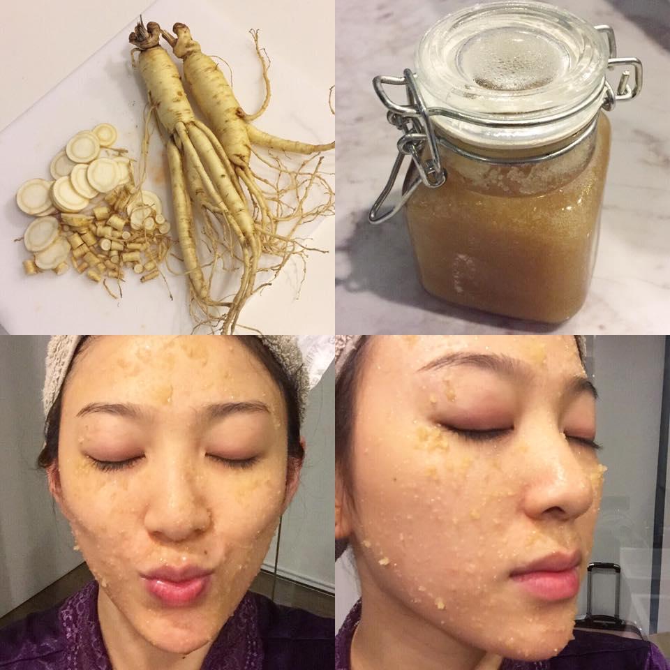 Công dụng và cách dùng bột nhân sâm mang lại hiệu quả cao đối với làn da của phụ nữ 2