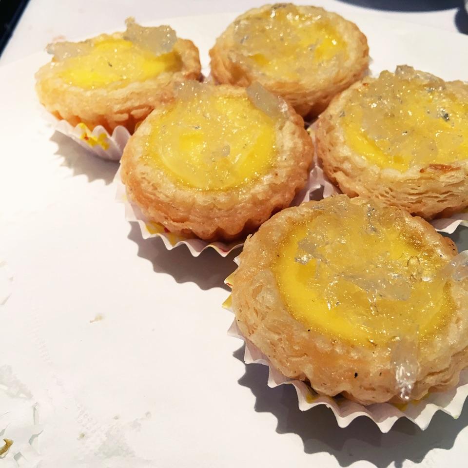Học ngay cách làm món bánh tart trứng yến sào thơm ngon, béo ngậy 1