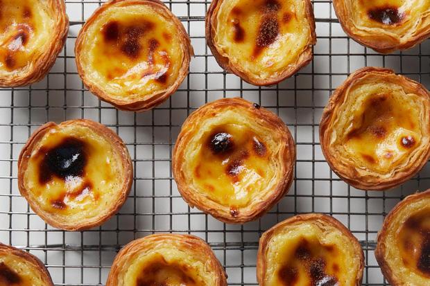 Học ngay cách làm món bánh tart trứng yến sào thơm ngon, béo ngậy 7
