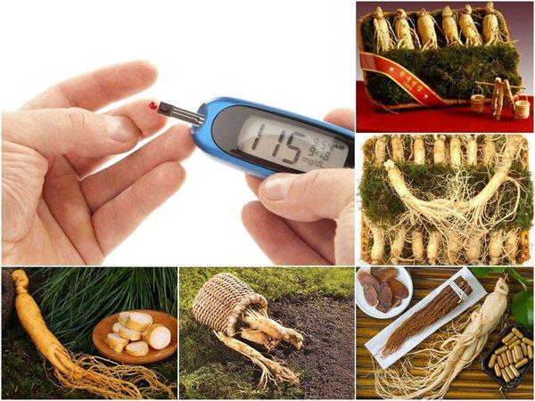 Những sản phẩm nhân sâm và cách dùng sâm phù hợp cho người bệnh tiểu đường 1
