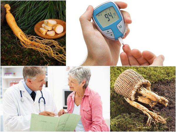 Những sản phẩm nhân sâm và cách dùng sâm phù hợp cho người bệnh tiểu đường 2