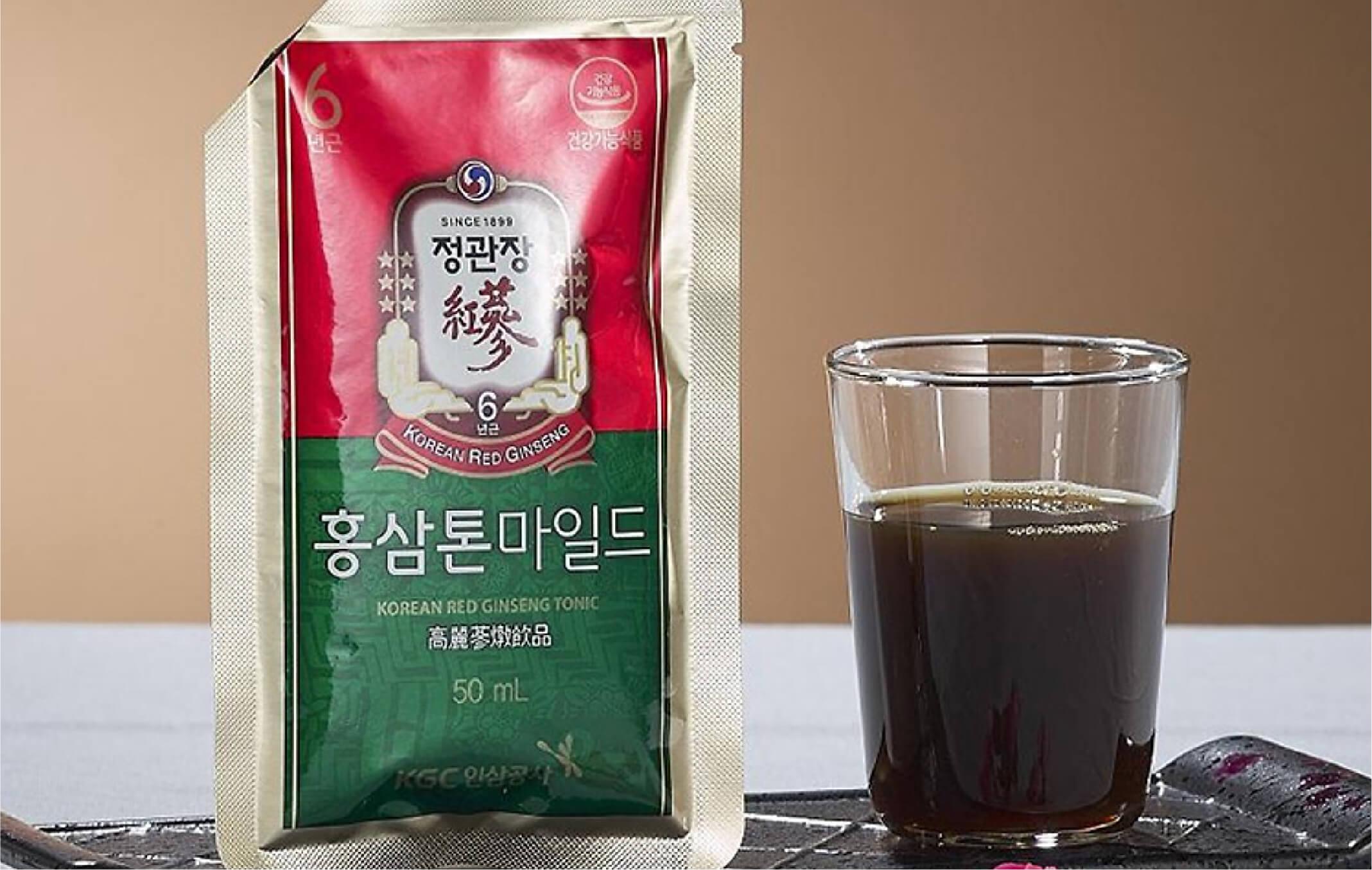 Uống nước hồng sâm Hàn Quốc mang lại lợi ích gì cho sức khỏe? 3