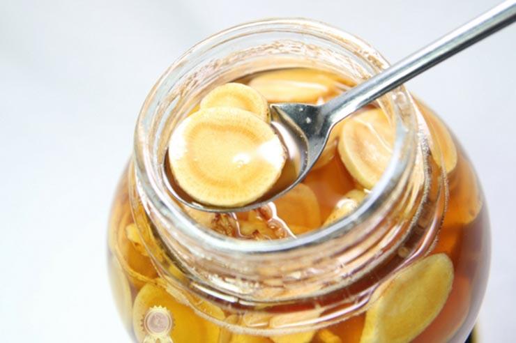 Ăn sâm ngâm mật ong nhiều có gây tăng cân không? 1