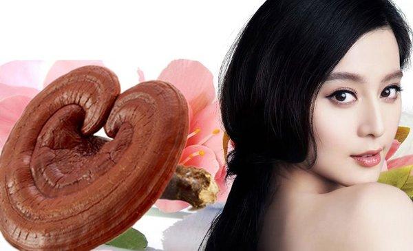 Cách dùng nấm linh chi giúp phụ nữ cải thiện vóc dáng và làn da 3